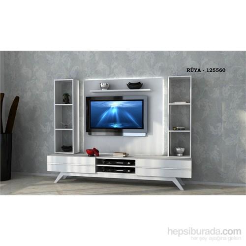 Rüya 123506 Tv Ünitesi Beyaz