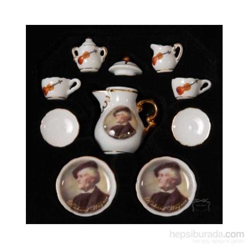 Wagner Minyatür Çay Takımı