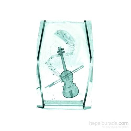 Lazer Kristaller - Keman - Notalı