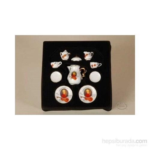 Mozart Minyatür Çay Takımı