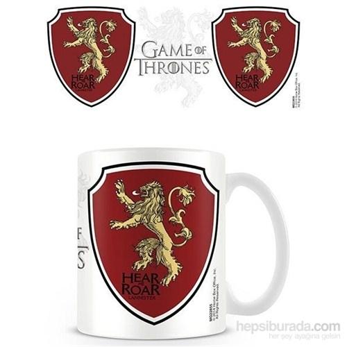 Game Of Thrones Lannister Kupa Bardak