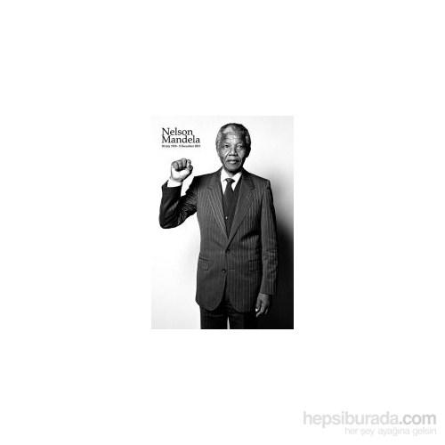 Maxi Poster Nelson Mandela Salute