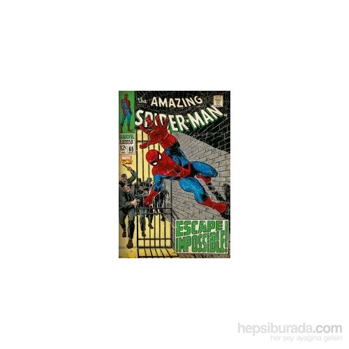 Maxi Poster Marvel Spiderman- Escape Impossible