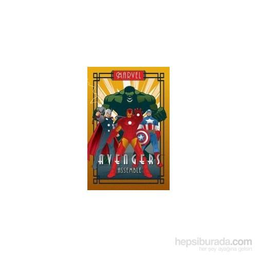 Maxi Poster Marvel Deco Avengers