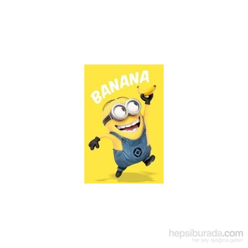 Maxi Poster Despicable Me Banana