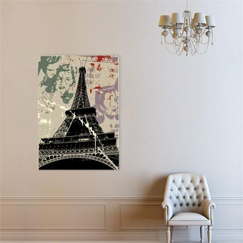 Atlantis Tablo Eiffel Kulesi 40X60 Cm