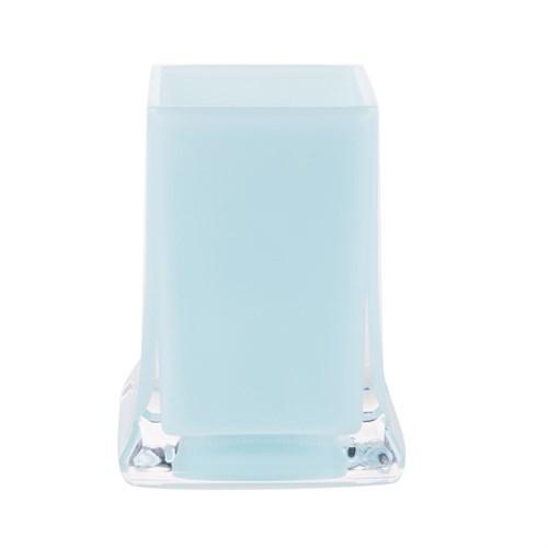 Bosphorus Buz Mavisi Akrilik Diş Fırçalık