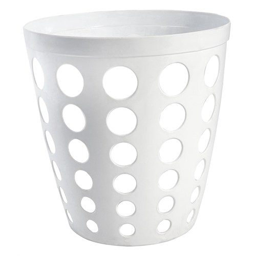 Dayco Plastik Delikli Ofis Tip Kova Beyaz