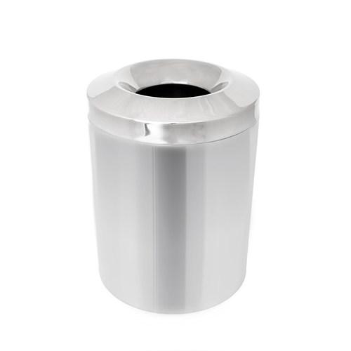 Dayco Otel Tipi Yanmaz Çöp Kovası (304 KALİTE)