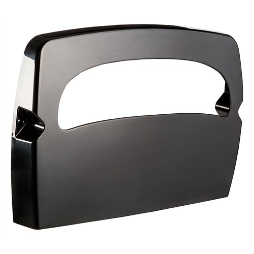 Dayco Klozet Kapak Örtüsü Dispenseri Siyah