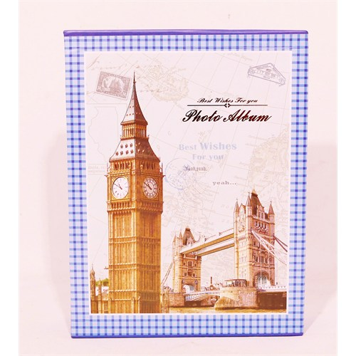 Buffer Saat Kulesi Tasarımlı Fotoğraf Albümü