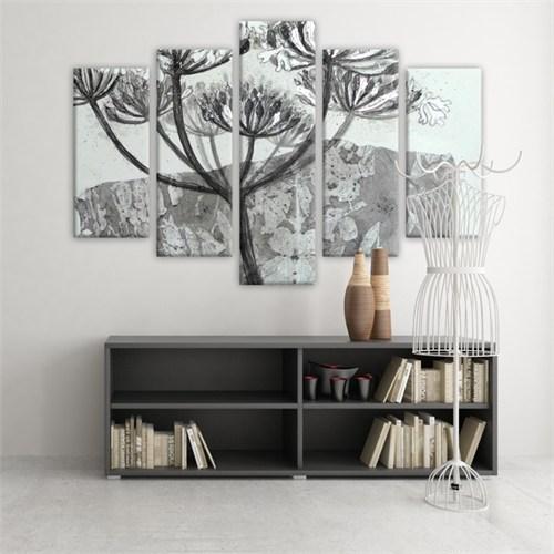 Dekoratif 5 Parçalı Kanvas Tablo-5K-Hb061015-157