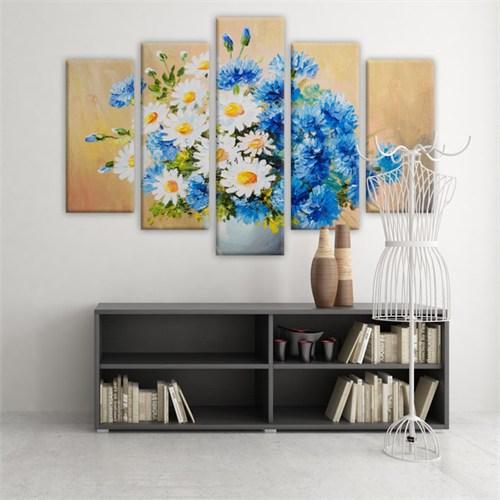 Dekoratif 5 Parçalı Kanvas Tablo-5K-Hb061015-198