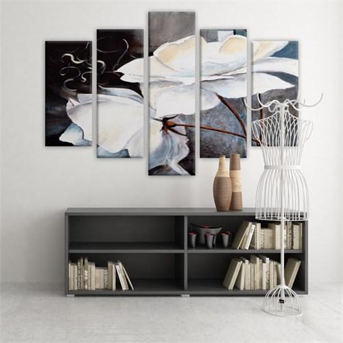 Dekoratif 5 Parçalı Kanvas Tablo-5K-Hb061015-274