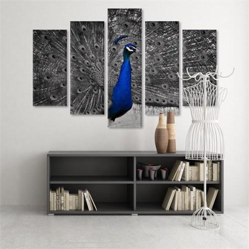 Dekoratif 5 Parçalı Kanvas Tablo-5K-Hb061015-337