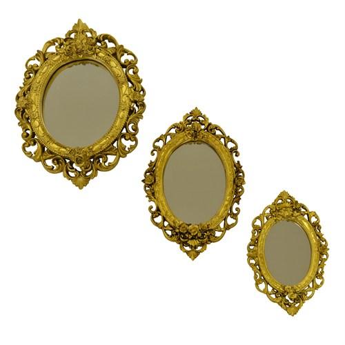 Rüyam Asay 3'Lü Ayna Takımı