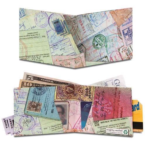 Dynomighty Dynomighty Cüzdan - Passport