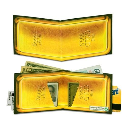 Dynomighty Dynomighty Cüzdan - Gold Bar
