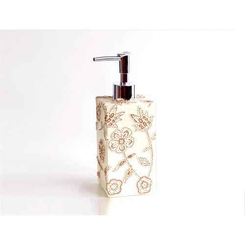 İrya Ivy Bej Sıvı Sabunluk