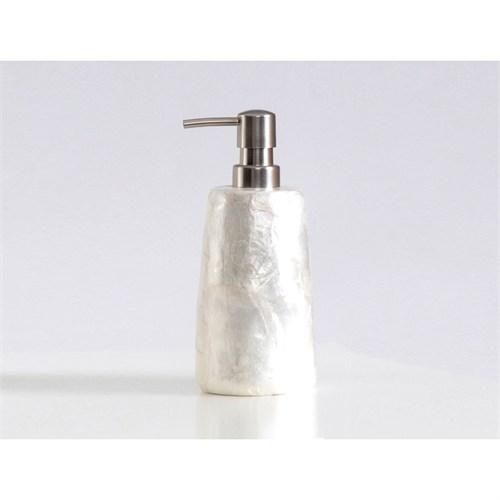 İrya Shell Beyaz Sıvı Sabunluk