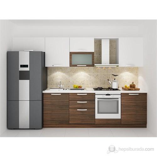 Kenyap 129002 Highgloss PVC Kapaklı Mutfak