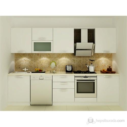 Kenyap 131005 Highgloss PVC Kapaklı Mutfak