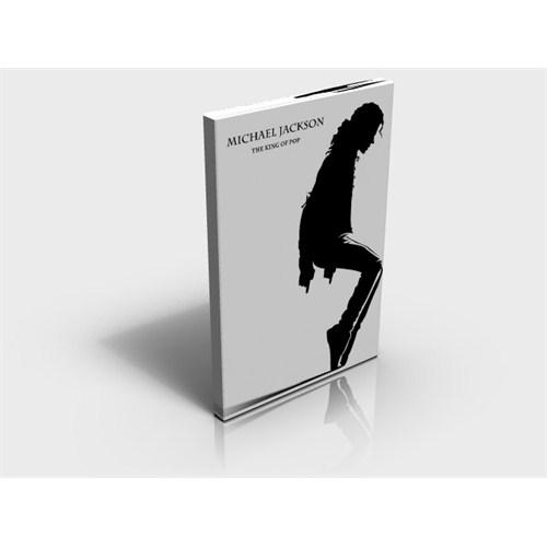 Arte80 - King Of Pop II - Kanvas Tablo XL