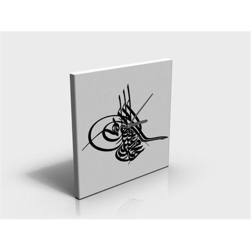 Arte80 - Ottoman - Kanvas Tablo Saat