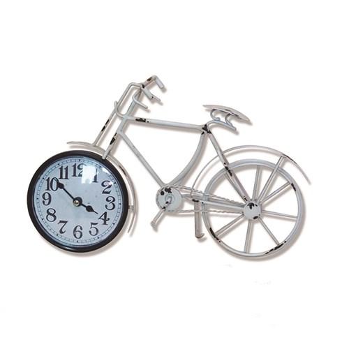 Time Gold Eski Bisiklet Masa Saati