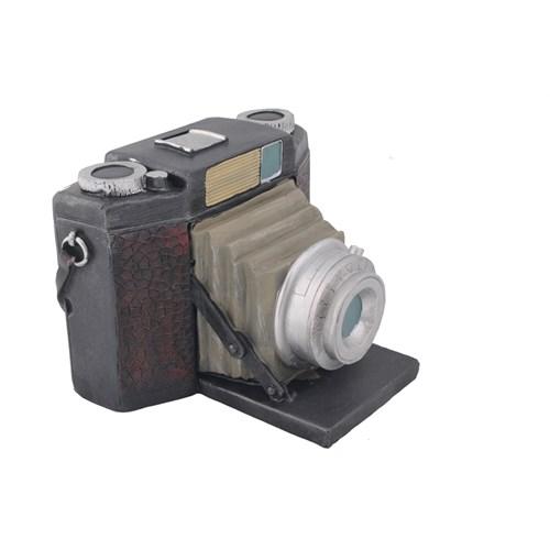 Klasik Fotoğraf Makinesi Figürlü Kumbara