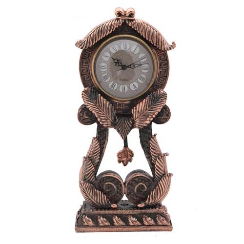 Yaşam Saati Figürlü Biblo