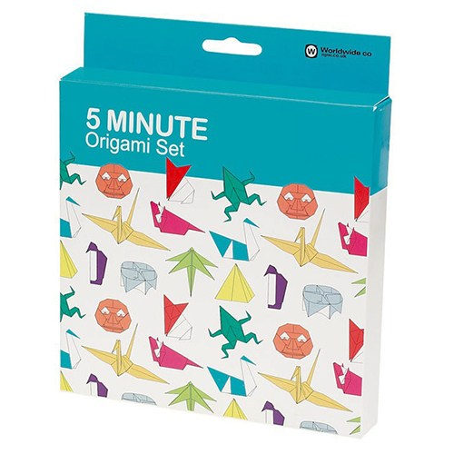 Npw 5 Minute Origami - Origami Seti - 5 Dakikada Origami