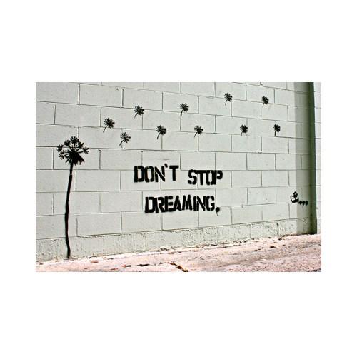 Urbangiftdo Not Stop Dreamıng Magnet 6*9Cm