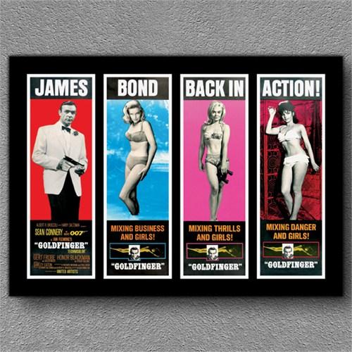 Tablom James Bond Kanvas Tablo