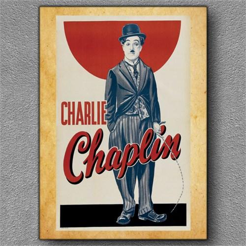 Tablom Charlie Chaplin 2 Kanvas Tablo