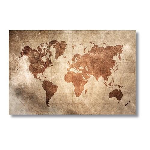 Tictac Dünya - Kanvas Tablo - Büyük Boy