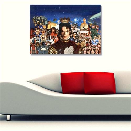 Tictac Michael Jackson2 - Kanvas Tablo - Büyük Boy