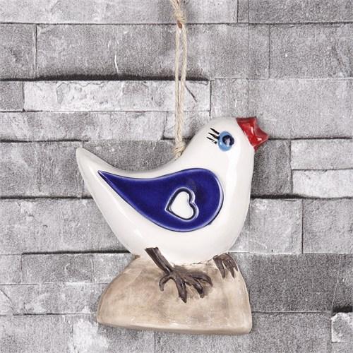 İhouse Kuş Figürlü Duvar Süsü