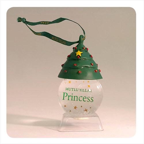 H&H Askılı Kar Küresi - Princess