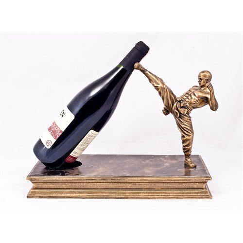 Kankashop Şaraplık Kung-Fu Tekme