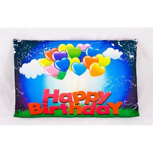 Kankashop Yastık Happy Balon