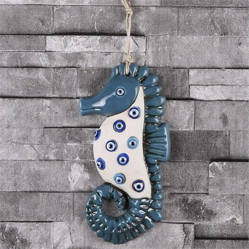 İhouse Deniz Atı Figürlü Duvar Süsü