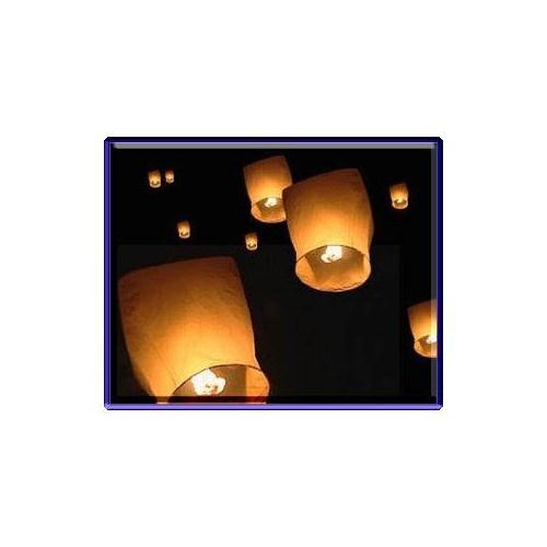 Good Idea Gökyüzü Feneri (Uçan Fener) KALPLİ