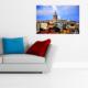 Nazart Galata Mahallesi Kanvas Tablo 50x70 cm
