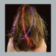 Tahtakale Toptancısı Kına Tacı Saç Örgüsü 4 Renk Led Işıklı (5 Adet)