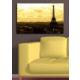 TabloModern Eyfel Kulesi Kanvas Tablo 45x70 cm