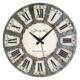 Frank Ray 60 cm Mdf Duvar Saati - Roma Rakamlı