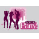 Eurographics Love To Party Sticker