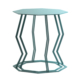 Bucca Design Cabu Sehpa Geometrik Ayaklı - Mavi