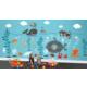 Besta Duvar Sticker Deniz Altı Hayatı